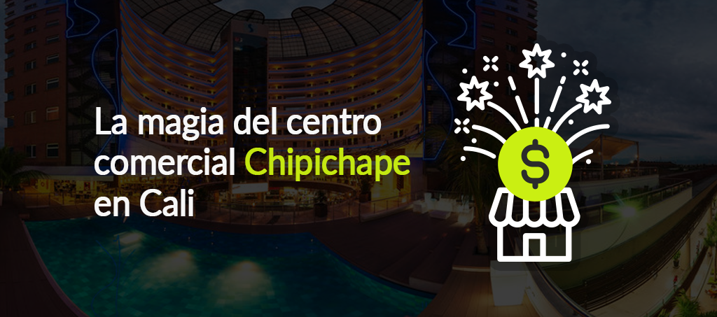 Centro comercial Chipichape en Cali