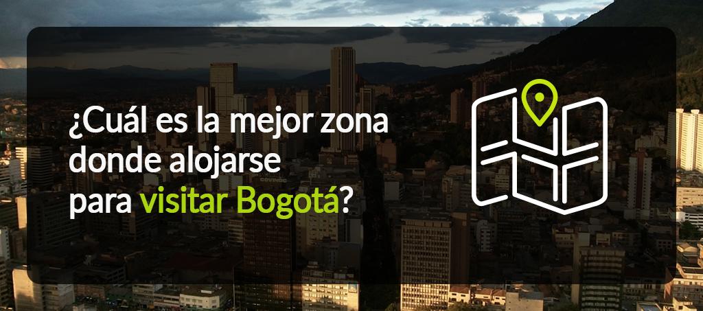 Alojarse en Bogotá