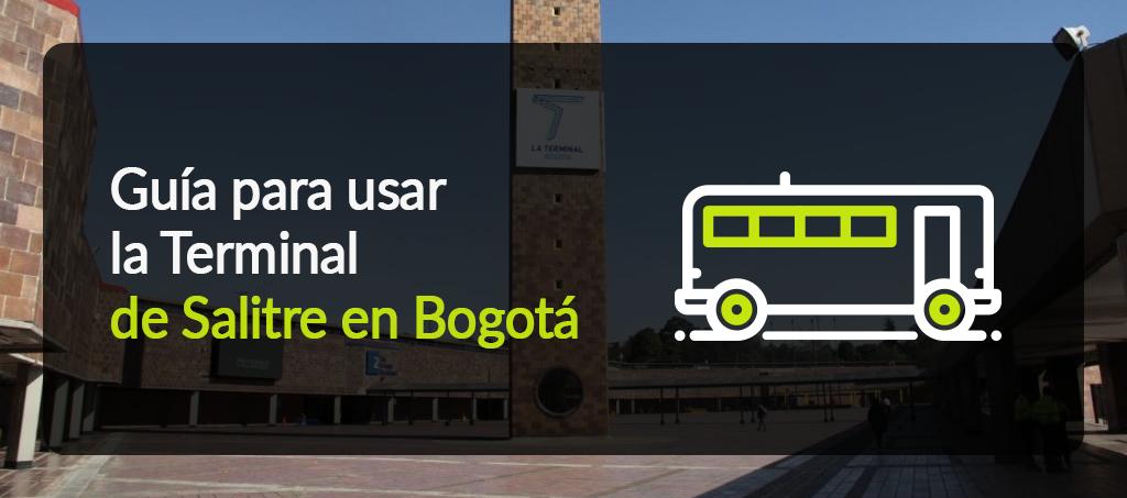 Terminal de Salitre en Bogotá