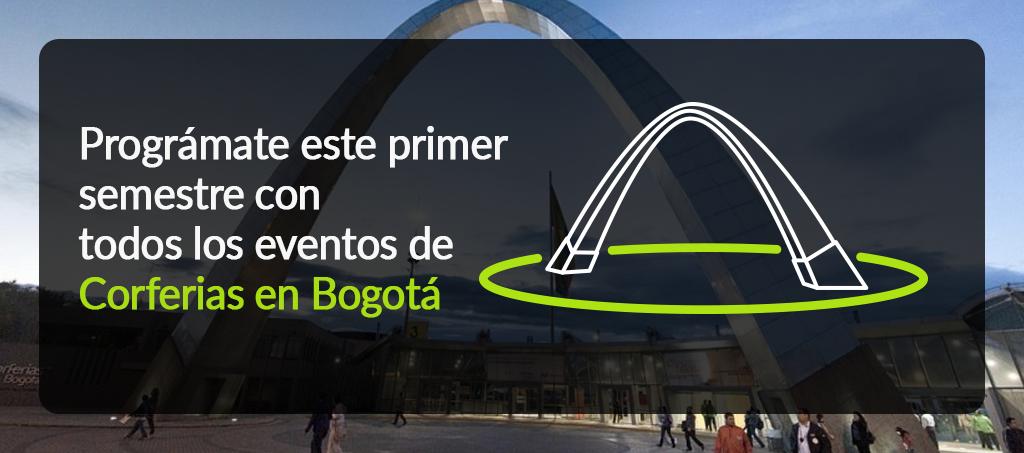 Corferias en Bogotá