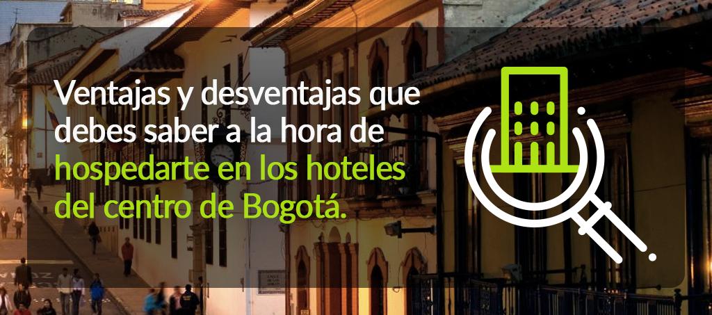 Hospedaje en el centro de Bogotá