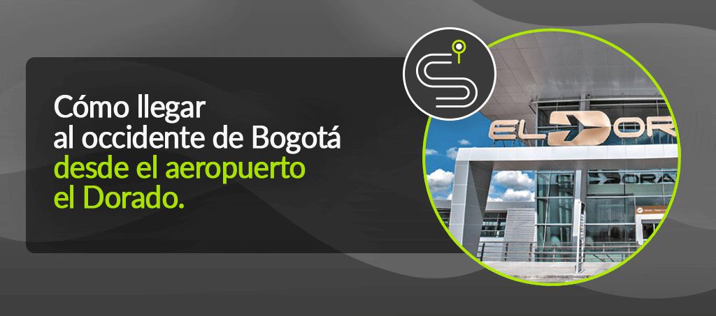 Desde el Dorado hacia el occidente de Bogotá