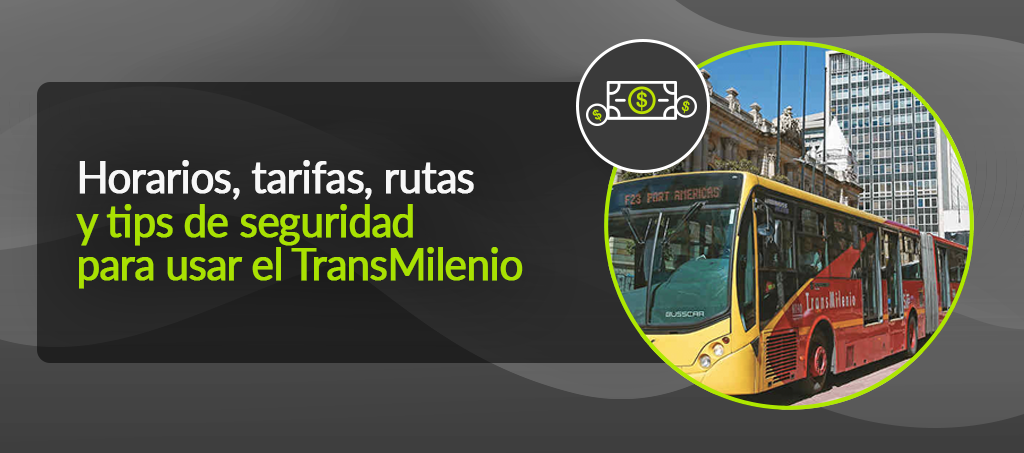 Horarios TransMilenio
