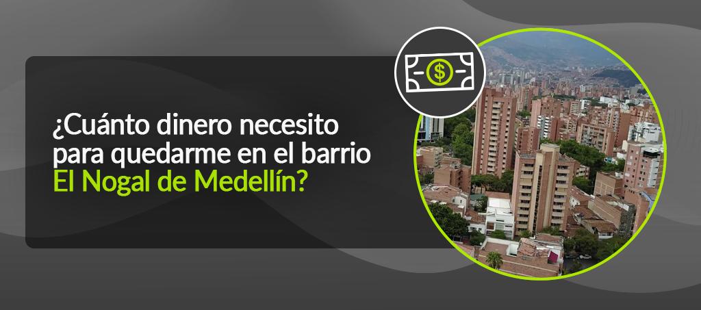 Barrio El Nogal de Medellín