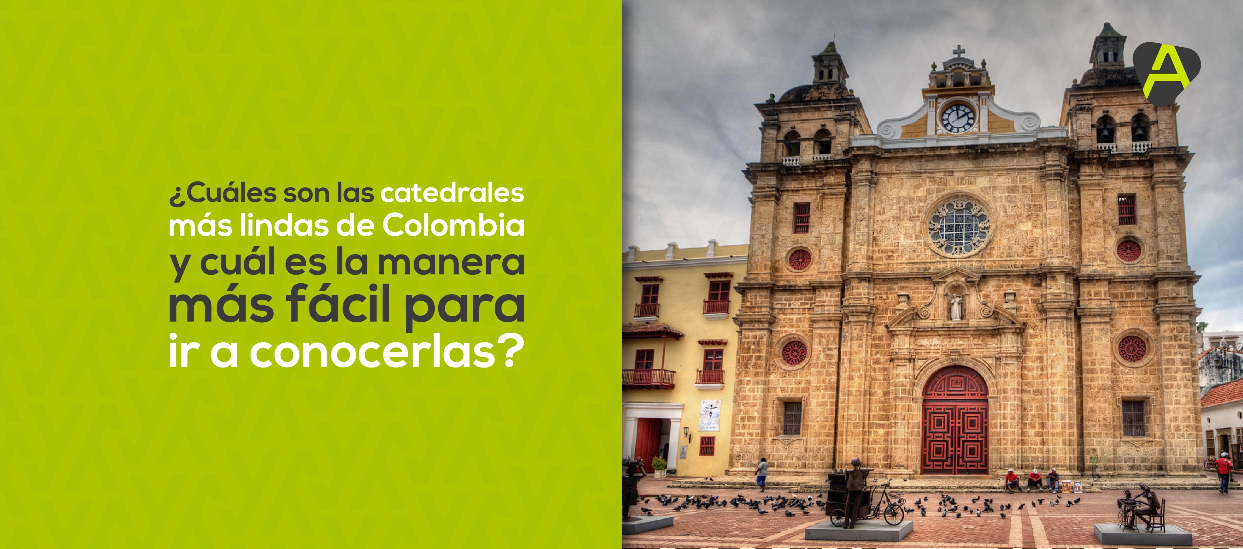 Catedrales más lindas de Colombia