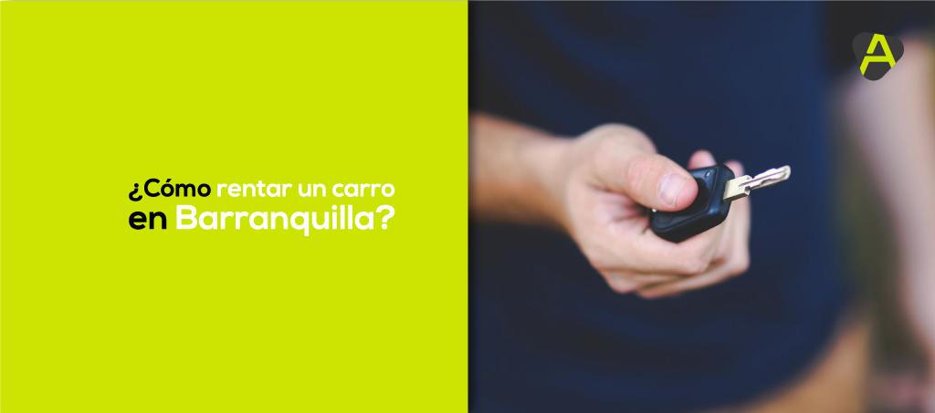 Rentar carro en Barranquilla