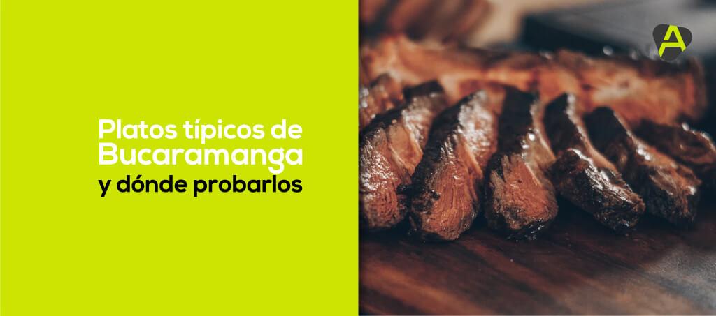 Platos tipicos Bucaramanga