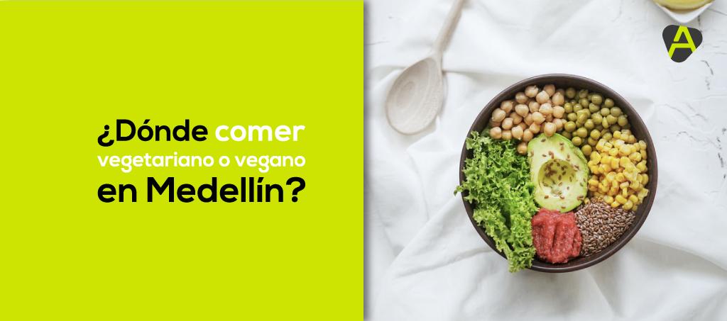 Vegetariano Medellin